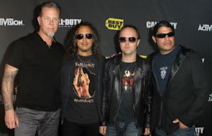 Metallica Set Release Date for 3-D Film