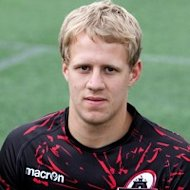Gregor Hunter kicked six penalties for Edinburgh