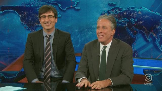 Jon Stewart Rocks His Return to 'The Daily Show'