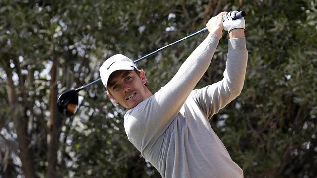 Golf - Fleetwood birdies last for Volvo lead