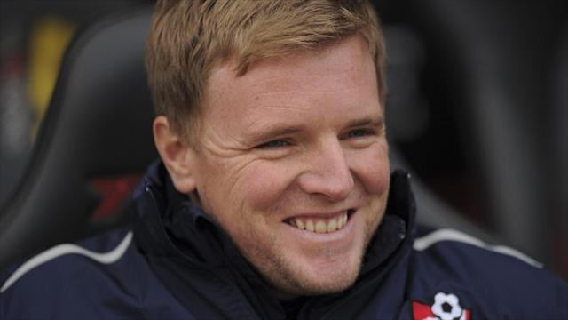 Football - Howe no April fool