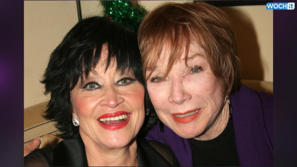 Shirley MacLaine Joins Glee--Get The Details On Her New Character And Who She'll Be Spending Time With!