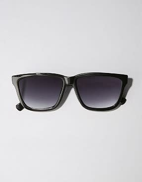 West Wayfarer sunglasses, $14