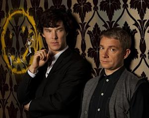 'Sherlock' to Run for Fourth Season, Benedict Cumberbatch Says