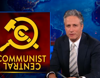 Jon Stewart Calls Out Fox News Boss, NFL on 'Socialism'