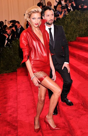 Who Was The Most And Least Punk At The 2013 Met Ball - And Who Didn't Get The Memo?