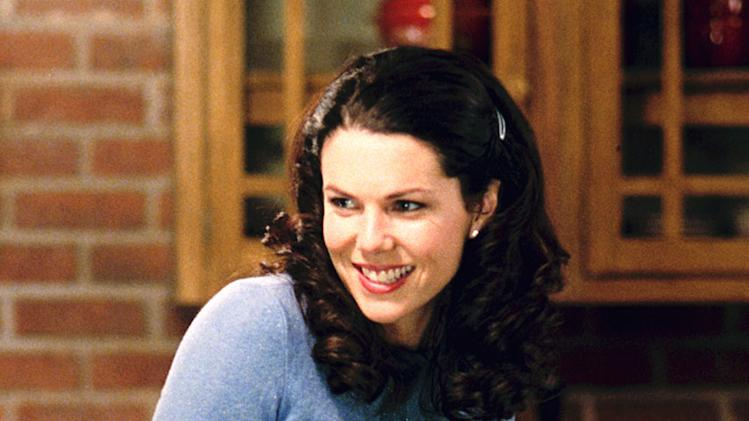 """Gilmore Girls"" Lorelai Gilmore (Lauren Graham)"