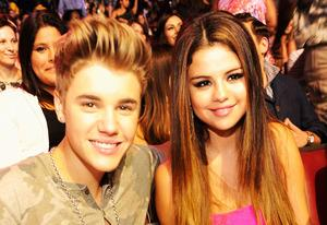 Justin Bieber and Selena Gomez | Photo Credits: Kevin Mazur/WireImage