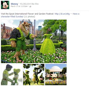 The 15 Best Facebook Posts Ever Written image disney
