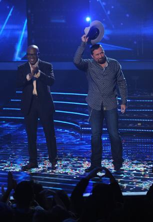 Tate Stevens Wins Season Two of 'The X Factor'