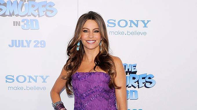 Sofia Vergara The Smurfs