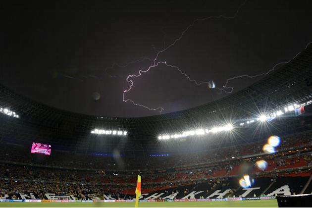 A Lighting Is AFP/Getty Images