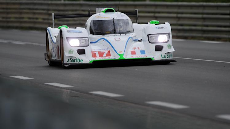 Pescarolo Dome Judd N°17 driven by Frenc