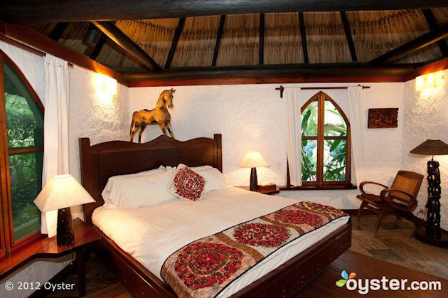 The Macal Cottage at The Lodge at Chaa Creek; Belize
