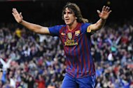 Puyol: Milan-Barcelona will be a fantastic tie