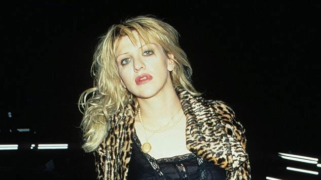 Courtney Love MTV Video Awards