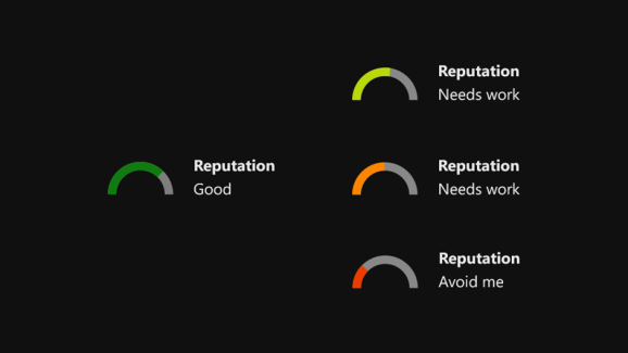 Xbox One's reputation scoring system takes effectthismonth