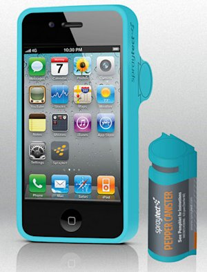 Pepper Spray Phone Case