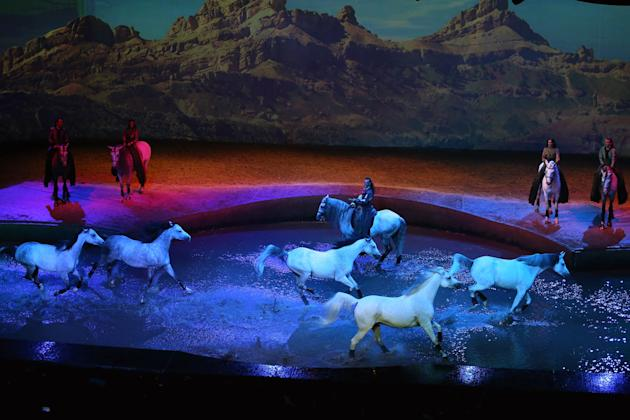 "Feature: ""Cavalia"" In Dubai"