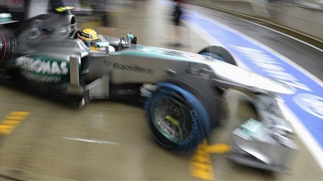 Formula 1 - Mercedes hopes to win testing reprieve on safety grounds