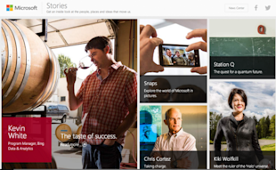 Microsoft Stories: Best Brand Storytelling Site On The Web? image Microsoft Stories 1 600x370