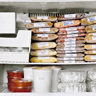 Freezer Meal Library