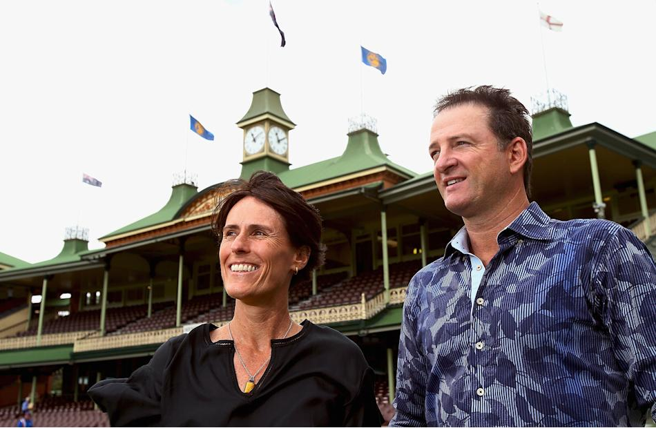 2014 Australian Cricket Hall of Fame Announcement