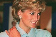 Princess Diana. AFP
