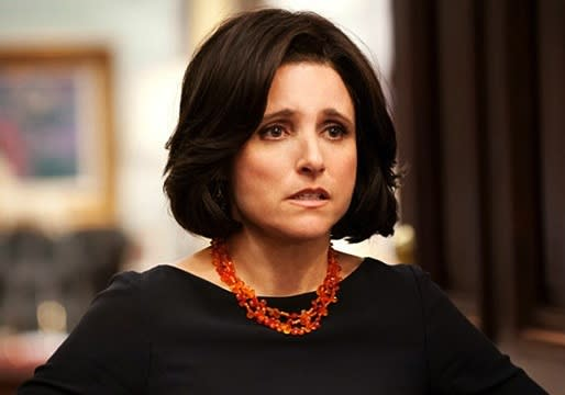 Performer of the Week: Julia Louis-Dreyfus