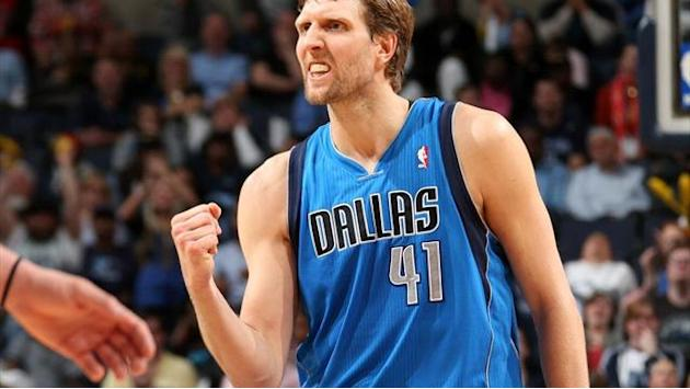Basketball - Nowitzki mit Respekt und Optimismus in die Play-offs