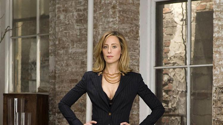 Kim Raver stars as Nico in Lipstick Jungle.