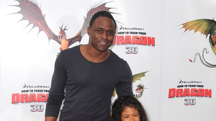 How to Train Your Dragon LA Premiere 2010 Wayne Brady
