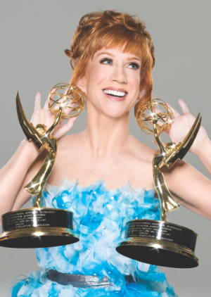 Emmys: Kathy Griffin Spills - 'How I Got Off the D-List'