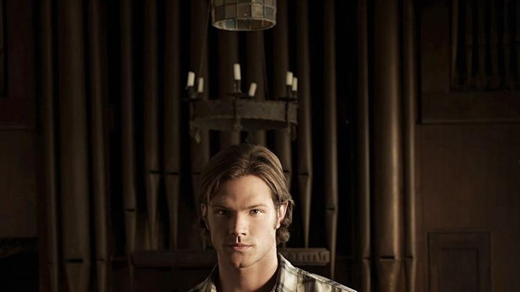 Jared Padalecki in the CW series Supernatural