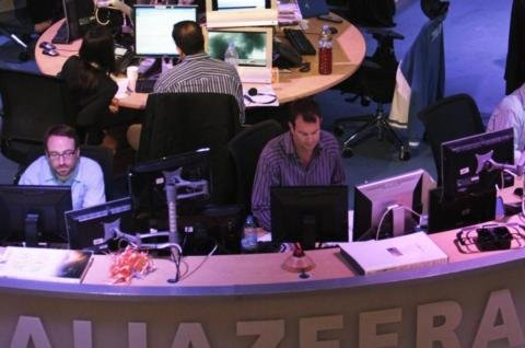 Welcome to America, Al Jazeera