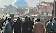 Scores Dead After Afghanistan Bomb Blasts