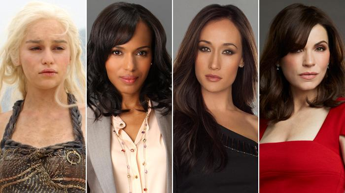 TV's Most Kick-Ass Women