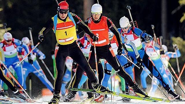 Biathlon - Kane's bid for Sochi 2014 resting on early World Cup showings