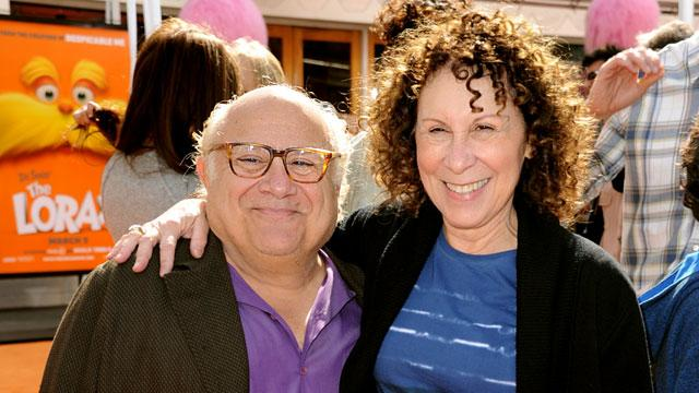 Danny DeVito and Rhea Perlman Back Together?