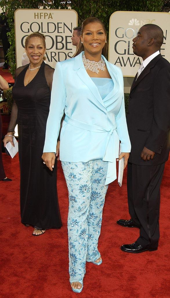 Latifah Q Golden Globes