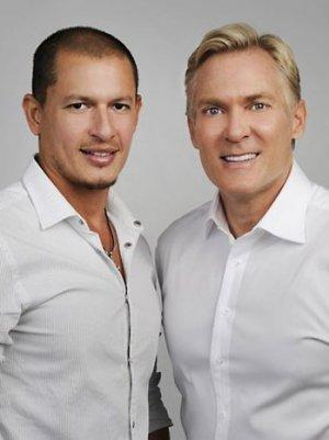 Sam Champion, 'Good Morning America' Weather Anchor, Marries Partner