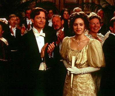 Eric Stoltz as Lawrence Seldon and Jodhi May as Grace Stepney in Sony Pictures Classics' The House of Mirth