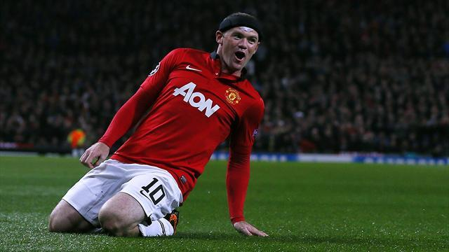 Champions League - Rooney hits 200 as United beat Leverkusen