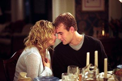 Michelle Williams and James Van Der Beek WB's Dawson's Creek