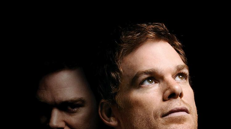 "Michael C. Hall as Dexter in ""Dexter."""