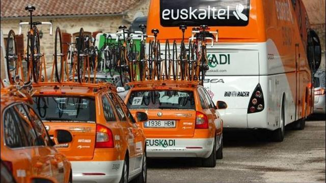 Vuelta a España - Sad Euskaltel try to savour final Vuelta