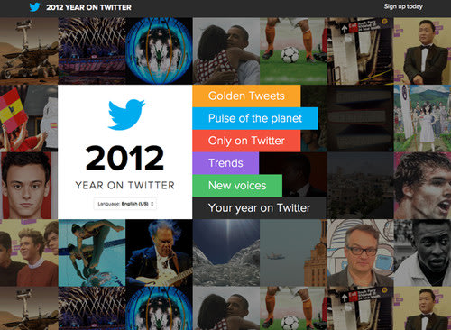 WEBSITE OF THE DAY: 2012 Twitter. WebsiteOfTheDay, Websites, Software, Online 0