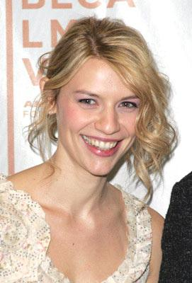 Claire Danes Tribeca Film Festival, May 8, 2004