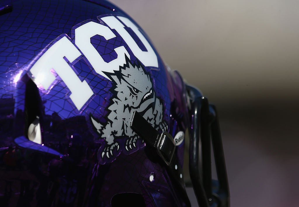 TCU safety Caylin Moore was named one of 32 Rhodes Scholars. (Getty)