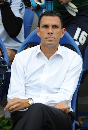 Gus Poyet's Brighton stormed to the top of the table after beating Sheffield Wednesday